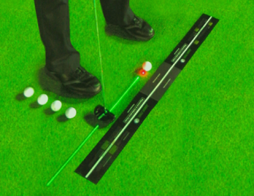 Perfect alignment in the critical hitting zone
